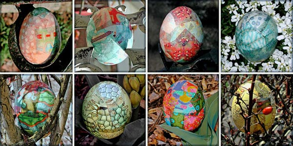 easter-eggs by Lisa Rivas