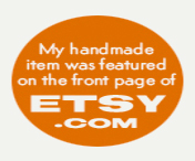 front page Etsy badge