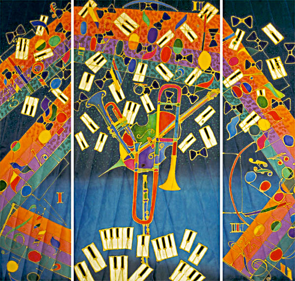 The Musical Tree by Lisa Rivas