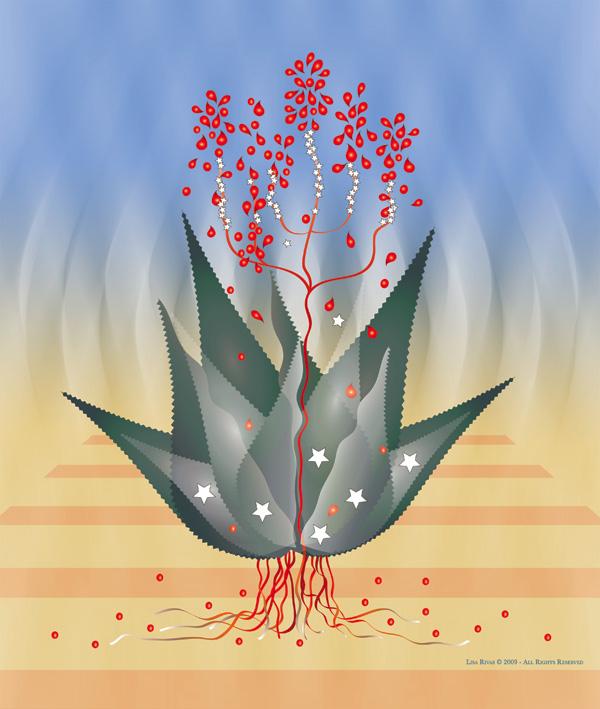 Aloe-memorial