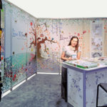 …an innovative Surtex Booth!