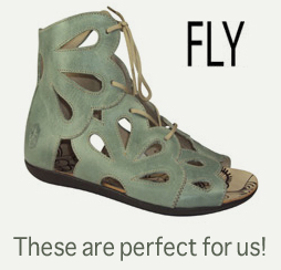 FLY boots