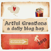 Artful Creations a daily blog hop!
