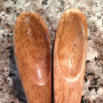 Wooden Tasting Spoon