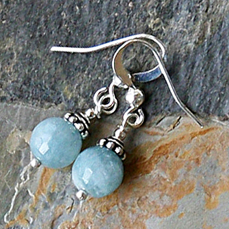 Angelic earrings by Earthy Baubles