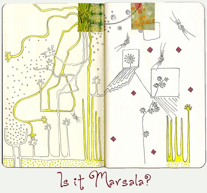 Is it Marsala? by Lisa Rivas