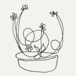 Ikebana inspired…
