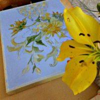 Yellows by Lisa Rivas