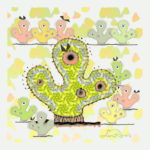 Cactus Chicks!