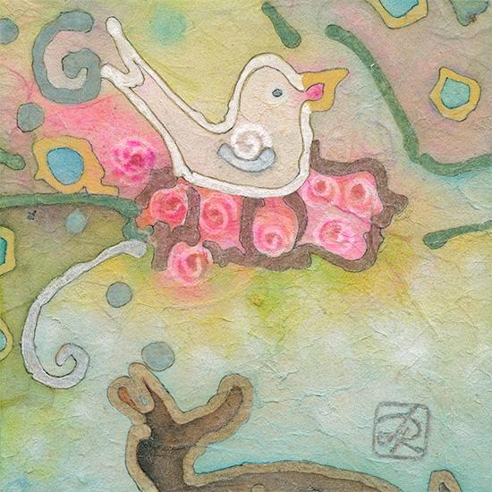Mother Dove © Lisa Rivas