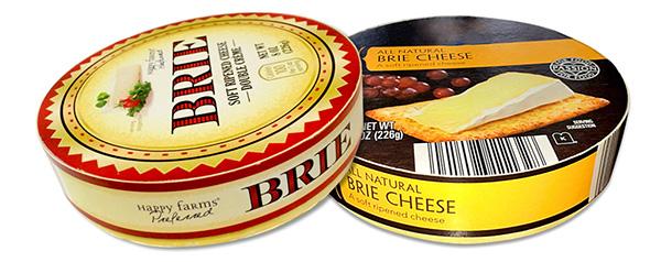 Brie Boxes © Lisa Rivas