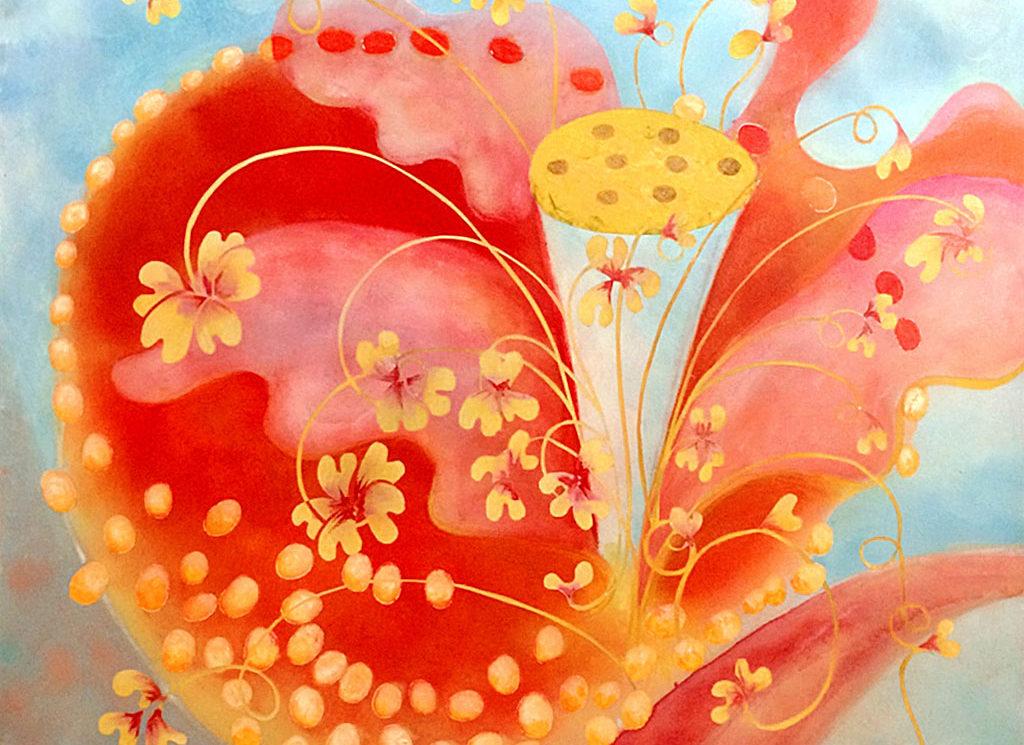 Lotus © Lisa Rivas