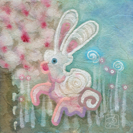 Rabbit © Lisa Rivas