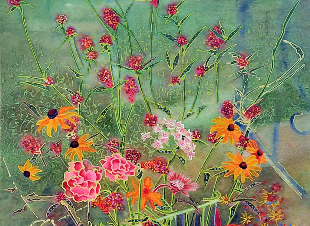 Garden Edge © Lisa Rivas