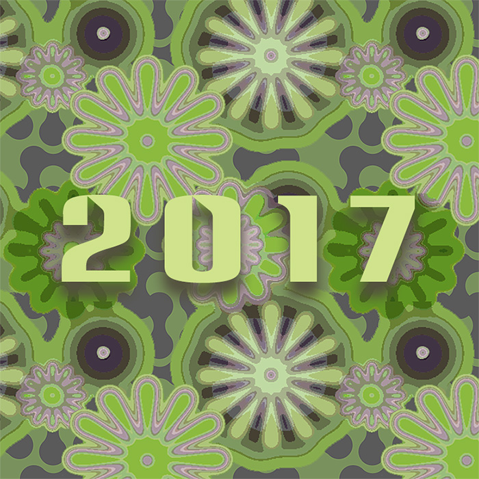 Meta-2017 Greenery it is!